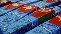 Eritrea Armed Struggle Martyrs