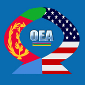 Organization of Eritrean-Americans (OEA) logo