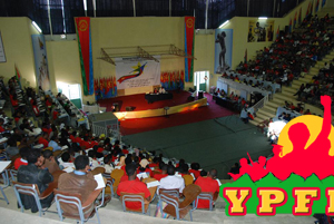 Eritrean Youth Conference Day 3, YPFDJ Tag