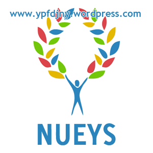 NUEYS Logo, YPFDJ Tag