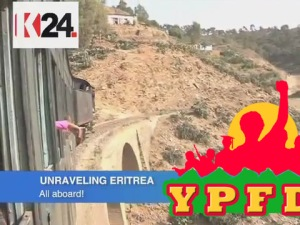 Unraveling Eritrea - All aboard!
