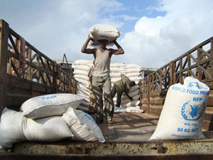 Food Aid Harm Africa
