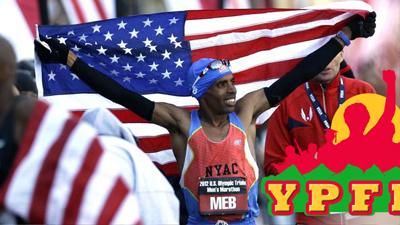 Marathon Meb Keflezighi
