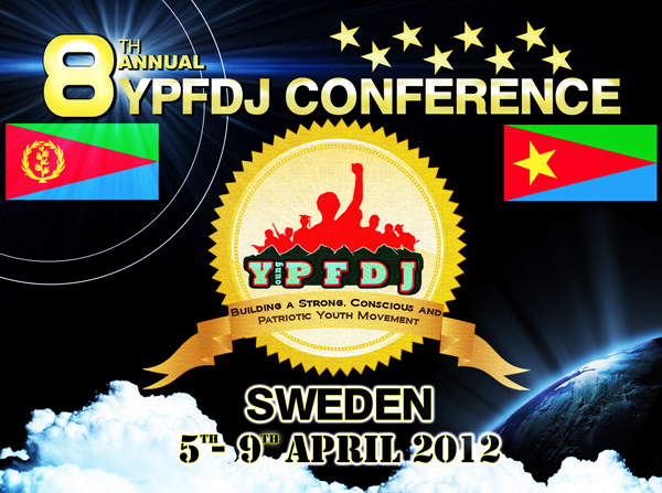 8th YPFDJ Conference in Sweden