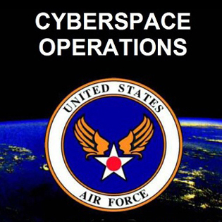 US Air Force Cyberspace