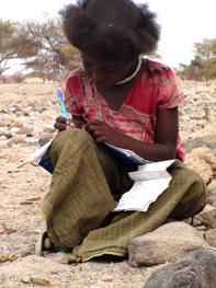 Eritrean Girl Education