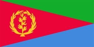 Eritrea Flag - 1993