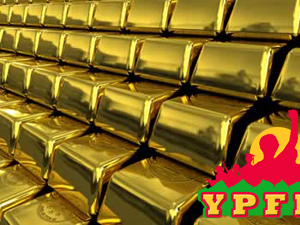 Gold Stack YPFDJ Tag