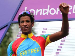 Daniel Teklehaimanot London 2012 Olympics