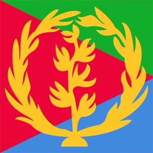 Eritrea Gravatar Wreath
