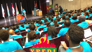 YPFDJ Toronto Conference 2012
