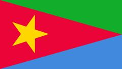 EPLF/PFDJ Flag