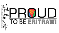 Proud to be Eritrawi Flawless Art