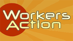 Workers Action (WorkersCompass.org) Logo
