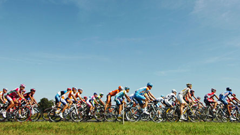 African Cycling Championship Panoramic