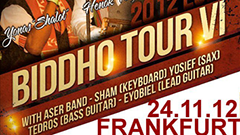 Biddho Tour VI (Flyer)