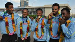 Eritrea Africa Cycle Champions 2012