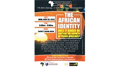 The African Identity (Flyer) 16x9