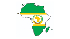 Africa African Union Flag