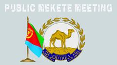 Eritrean Public Mekete Meetingjpg