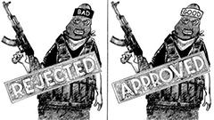 Good Terrorist, Bad Terrorist
