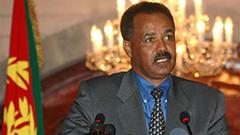 Eritrean President, Isaias Afewerki