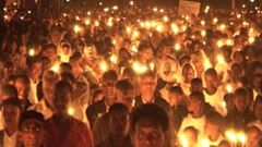 Eritrea June 20 Martyrs Day Vigil