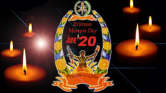 June 20 Eritrean Martyrs Day