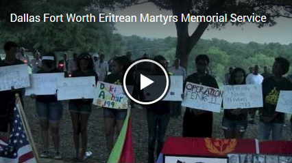 Martyrs' Day by YPFDJ-NA, Dallas