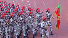 Eritrean Military Camp, Sawa