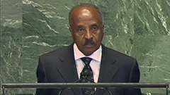 Osman Saleh, 68th General Assembly