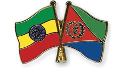 Eritrea-Ethiopia Flag Pins