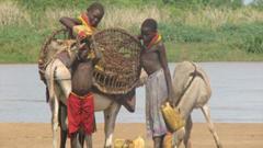 Omo, Ethiopia Mass Displacement