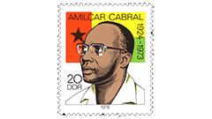 Stamp - Amilcar Cabral