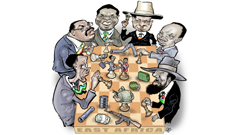 East Africa Leaders