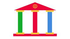 Eritrea Pillars