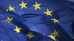 EU Flag Waving