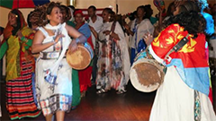 International Women's Day, Eritreans in Denver