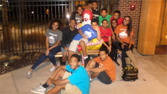YPFDJ/Hidri Denver Community Service group