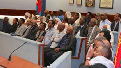 Eritrean Community Seminar in Toronto, Canada