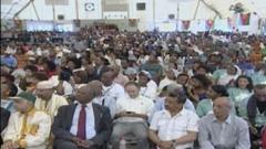Bologna, Italy Eritrean Seminar