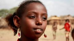Eritrea Girl