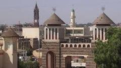 Asmara, Eritrea Church and Mosque