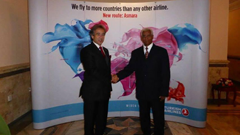 Eritrea Turkish Airlines Agreement