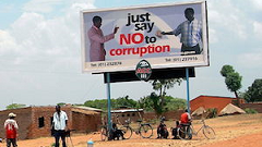 Africa Losing Battle Against Corruption
