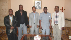 AU Sensitization and Motivation Campaign in Eritrea