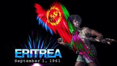 Eritrea September 1st, 1961 (Bahti Meskerem)