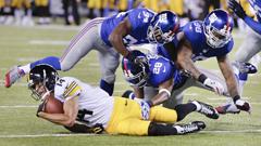 Nat Berhe, NFL New York Giants