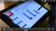 UN, Eritrea Health MDGs