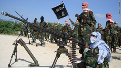 Firing of Weapons by Al-Shabab